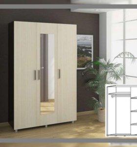 """шкаф """" ШК 301 """" 1.4м"""