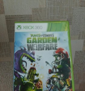 Игра для Xbox 360 Plants vs Zombies