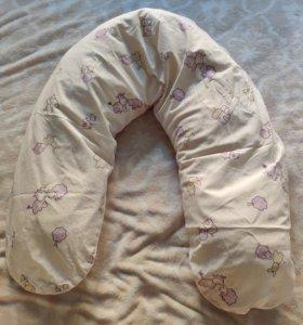 Подушка для беременных или для кормления