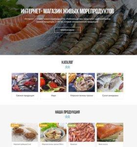 Создадим продающий сайт, продвижение в топ Яндекса