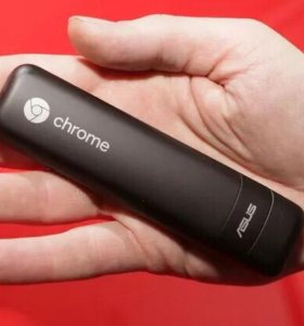 Мини пк asus Chromebit (Black)