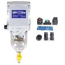 Фильтр топливный SWK2000/10/24/300 с подогревом