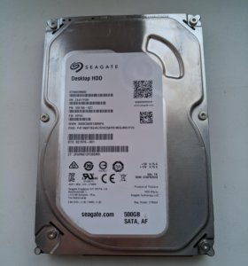 Новый жесткий диск 500 гб GB Seagate SATA 3