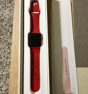 Часы Apple Watch 3,( 38 mm)