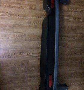 Задний бампер на ВАЗ 2111