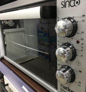 Духовая печь 40 литров Sinbo Турция (MP3 Mania)