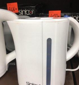 Электрический чайник спираль Sinbo (MP3 Mania)