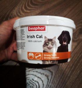 Витамины для кошек и собак Irish cal