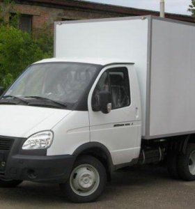 Газель-Легковой коммерческий транспорт ГАЗ-3302
