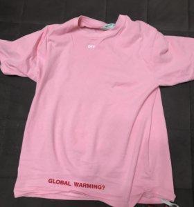 OffWhite футболка