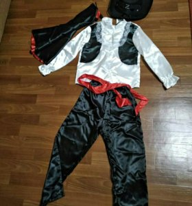 Новогодний костюм «Зорро»