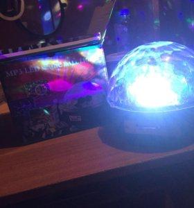 MP3 LED