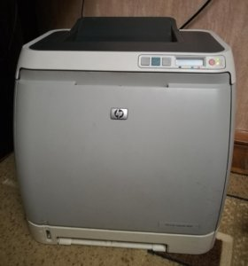 Лазерный принтер HP color laserjet 1600