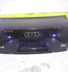 Крышка багажника Audi A4 B6