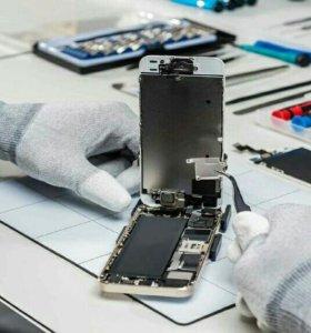 Ремонт IPhone и Андроидов