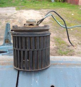 Мотор печки ваз 2110-2112