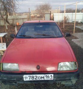 Renault 19, 1991