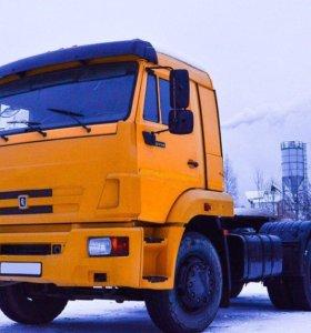 Седельный тягач камаз 65116 2012 г/в