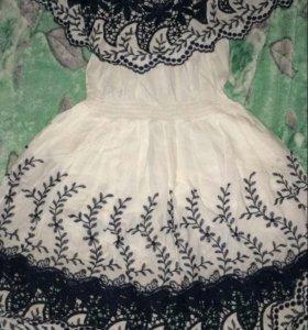 Платье крестианка