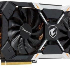 Видеокарта gigabyte GeForce GTX 1060 6Gb