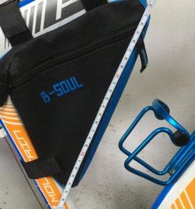 Вело сумка