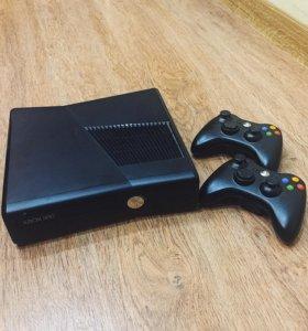Xbox 360 slim. 250GB. Прошивка LT+ 3.0