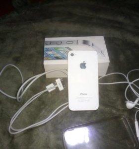 Айфон 4s (iPhone 4s)