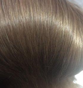 Новые волосы для наращивания, славянские, ЛЮКС