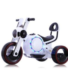 Детский Электромотоцикл Bubble Cosmo iBike (Новый)