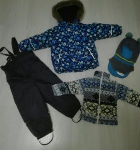 Зимний комплект финского бренда kerry 92+6