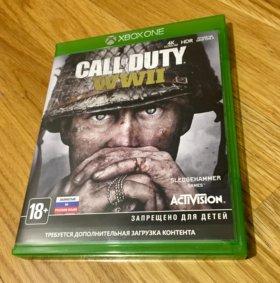 Call of Duty ww2 Xbox One