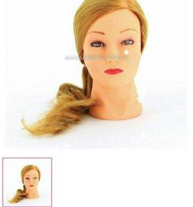 """Голова учебная DEWAL """"Блондинка"""""""