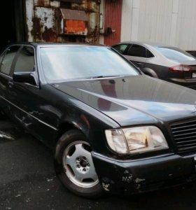Mercedes-Benz S-Класс, 1993