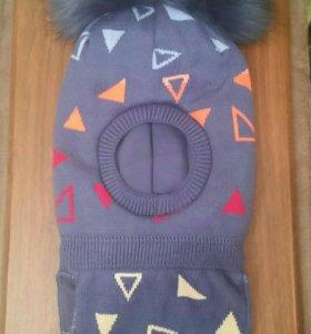 Шапка - шлем зимняя