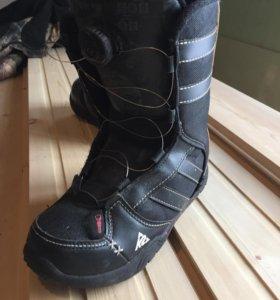 Ботинки для сноуборда K2 38 размер