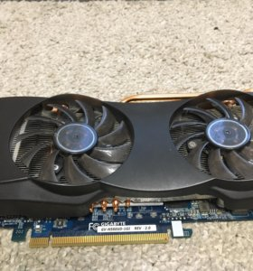 Видеокарта GIGABYTE GeForce GTX 560 Ti