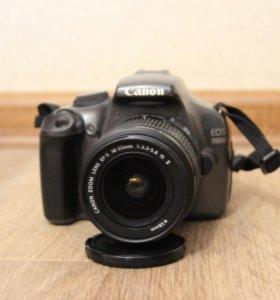 Зеркальная фотокамера Canon EOS 1100D 18-55MM
