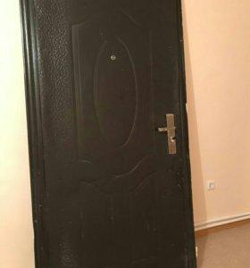 Дверь времянка