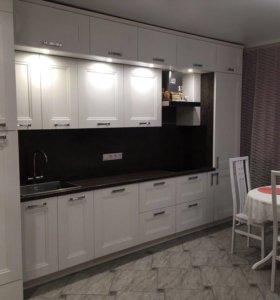Кухни,шкафы на заказ