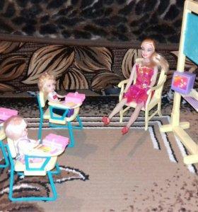 Школа для кукол