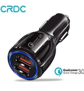Быстрое зарядное устройство QC3.0