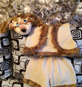 Новогодний костюм'' собачка''