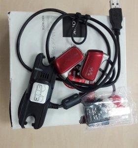 Плеер Sony Walkman NWZ-W273S
