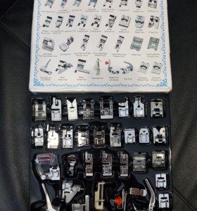 Набор лапок для швейной машинки