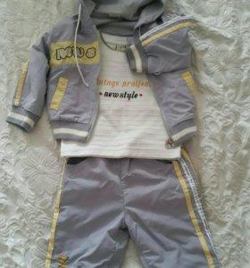 Спортивный костюмчик 3ка