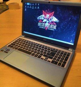 Игровой Acer i5 3417u/4gb/1gb
