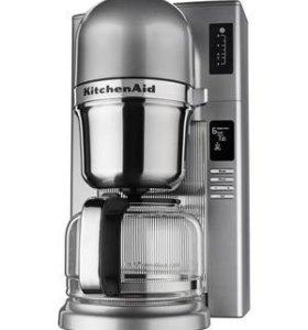 Новая капельная кофеварка KitchenAid 5KCM0802ECU.