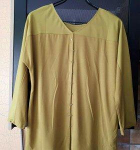 Блузка рубашка Турция новая