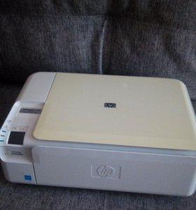 Принтер фотосмарт HP С4483
