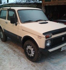 ВАЗ (Lada) 4x4, 1997